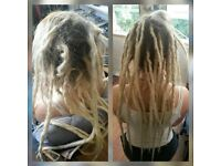 DREADLOCKS Creation & maintenance, mobile service