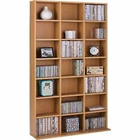 BRAND NEW Collection Islington CD and DVD Media Storage -