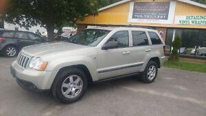 2008 Jeep Grand Cherokee  DIESEL !CERTIFIED!FINANCING!WARRANTY!