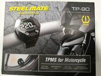 Steelmate TP-90 diy tyre pressure sensor kit