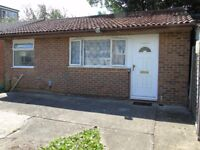1 Bedroom Bungalow furnished & off road parking £750pcm inc electric & water