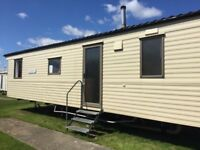 8 berth caravan at Blue Dolphin Holiday Park