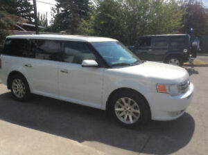 2009 Ford Flex Sel SUV AWD Leather