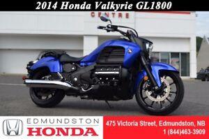 2014 Honda Valkyrie GL1800 Low Mileage!