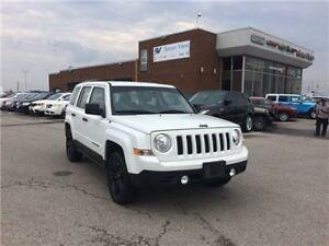 2015 Jeep Patriot Altitude 4X4, Aluminum Wheels !!