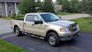 Ford F-150 2008, 5.4 lt TRITON Camionnette