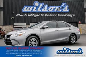 2016 Toyota Camry LE REAR CAMERA! BLUETOOTH! POWER PACKAGE! KEYL