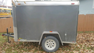5'X8' CARGO TRAILER FOR SALE