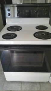 Kenmore Convection, Self Cleaning oven