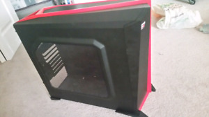 Mid tower pc case for sale