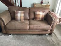 2 scs sofas for sale
