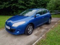 Renault Megane 1.5 DCI 2010, 12 month MOT, Just serviced, SH, 2 keepers, 2 keys, £30 YEAR TAX