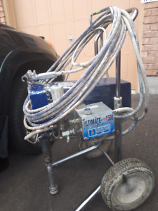 graco ultimate 1500 plus+ airless sprayer for sale