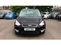 2012 Ford Galaxy 2.0 TDCi 140 Zetec 5dr Powersh Automatic Diesel Estate