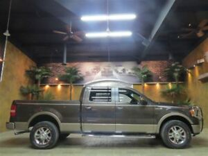 2006 Ford F-150 ** LARIAT....LOW k! LEATHER / SUN ROOF **