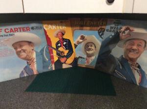 Wilf Carter Albums