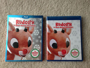 Brand New! Rudolph the Red Nosed Reindeer Blu-ray
