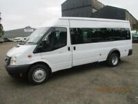 FORD TRANSIT 17 SEATER MINIBUS WITH 1 Yrs COIF/PSV TEST