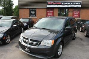 2011 Dodge Grand Caravan SE Stow & Go