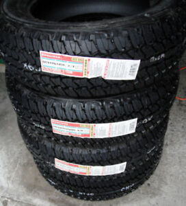NEW! LT275 65 20 - FIRESTONE DESTINATION AT - ALL TERRAIN TIRES