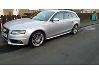 Audi a4 avant 2.0l tdi sline special edition