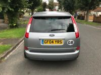 Ford cmax diesel 12 months mot . /// ford galaxy vw touran audi seat bmw Mercedes mazda Peugeot