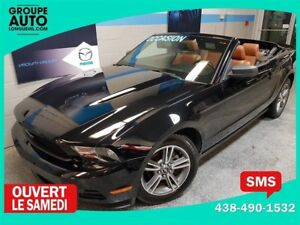 2010 Ford Mustang V6 CUIR BRUN WoW !