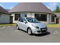 2010 Renault Scenic Dynamique Top Spec 1.5 Dci 106bhp Fully Loaded Pan Roof FSH