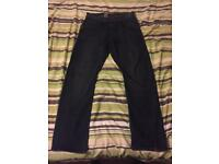 Volcom Loose Fit Jeans - 34W, 34L