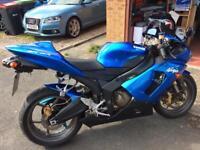 Kawasaki Zx 636R
