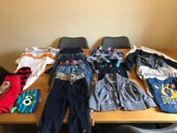 Baby boy clothing bundle 12-18 months