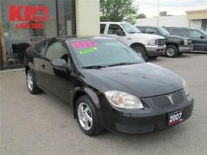 2007 PONTIAC G5 ! PRICED TO SELL ! GET IT BEFORE ITS GONE !