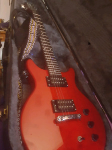 Bran new Electric Guitar with case