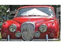 JAGUAR 1960s MK2- 420G S-TYPE- 50s MK1- DAIMLER V8 PARTS