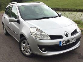 2009 Renault clio 1.5 Dci dynamique ESTATE