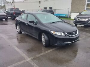 2014 Honda Civic LX**AUTOMATIQUE**A/C**