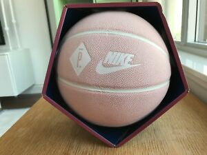Pigalle x Nike Lab Pink Basketball