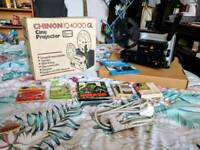 Chinon IQ4000 GL Standard/Super 8mm Projector