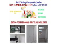 Painters available immediately! Super cheap and great quality!