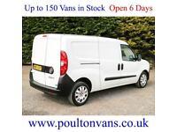 2014 (64) FIAT DOBLO MAXI 16V L2 LWB VAN - 1.3JTD, 90BHP, Small