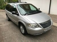 2004 Chrysler Grand Voyager 2.8 CRD LX FSH 12 months MOT 7 seater auto automatic