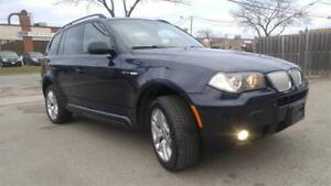 2007 BMW X3 3.0si M Sport RARE Certified Etested Navigation