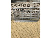 GATE GALVANISED STEEL