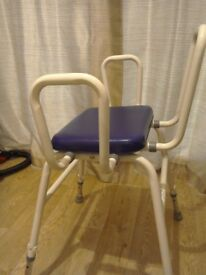 Shower Chair/Perching Chair