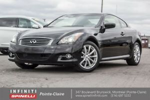 2013 Infiniti G37 Coupe PREMIUM TECHNOLOGIE NAVI SUNROOF BACKUP