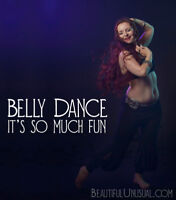 Pay-What-You-Can Belly Dance Workshop