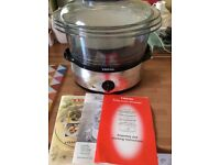Tefal Steam Cuisine Food Steamer - Collection Only