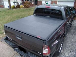 Extang trifold cover for Toyota Tacoma