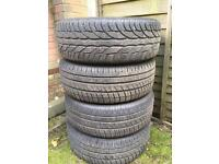 Ford mondeo wheels and tyres