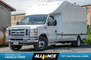 2012 Ford Econoline Commercial Cutaway
